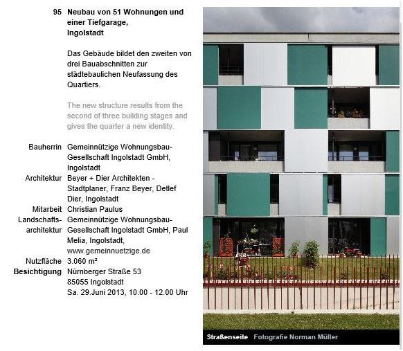 Architekten Ingolstadt architektur