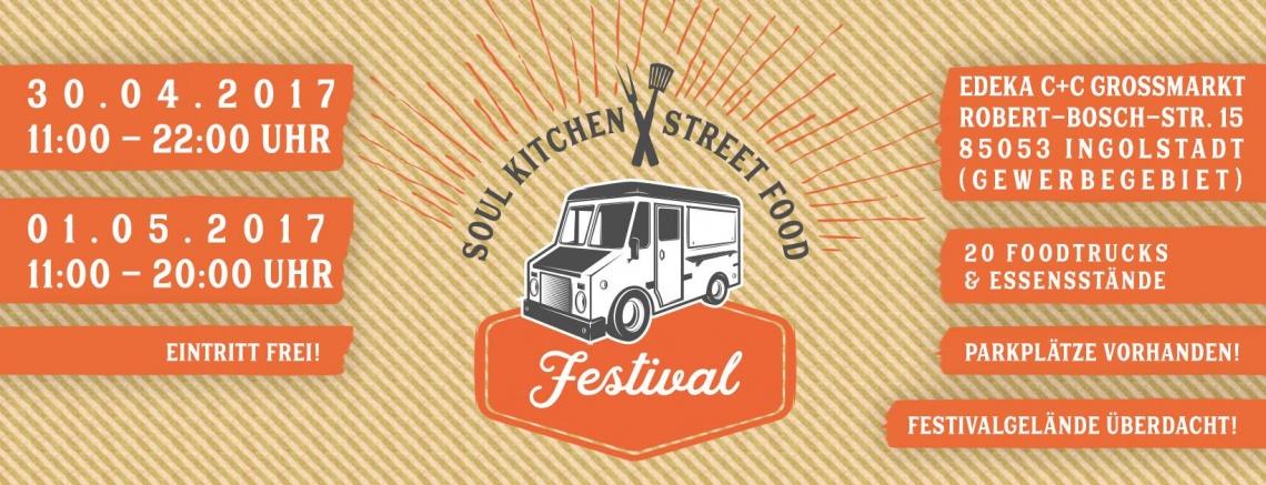 Soulkitchen Street Food Festival Ingolstadt
