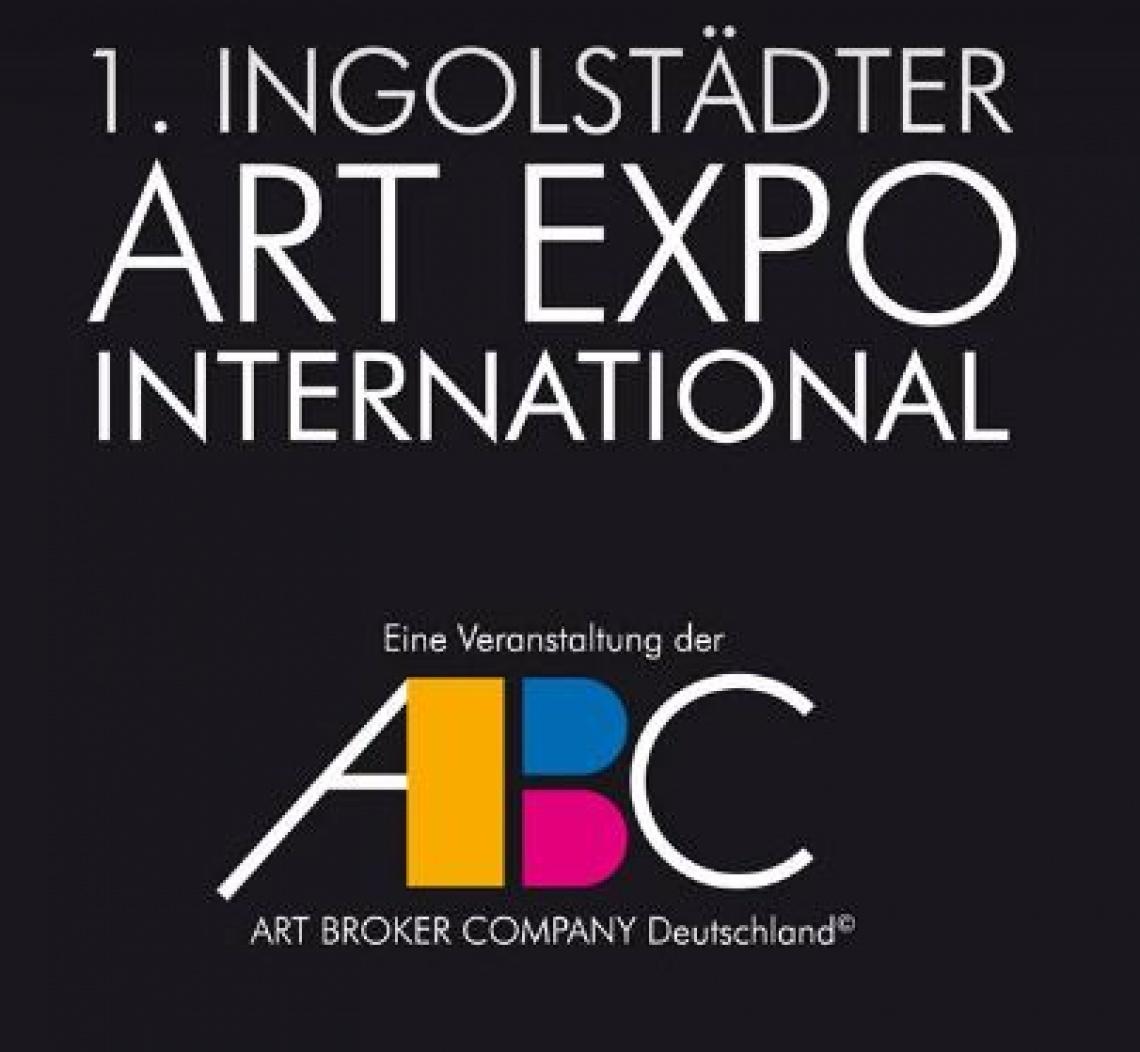1. Ingolstädter Art Expo International | Mit Kunstpreis-Verleihung