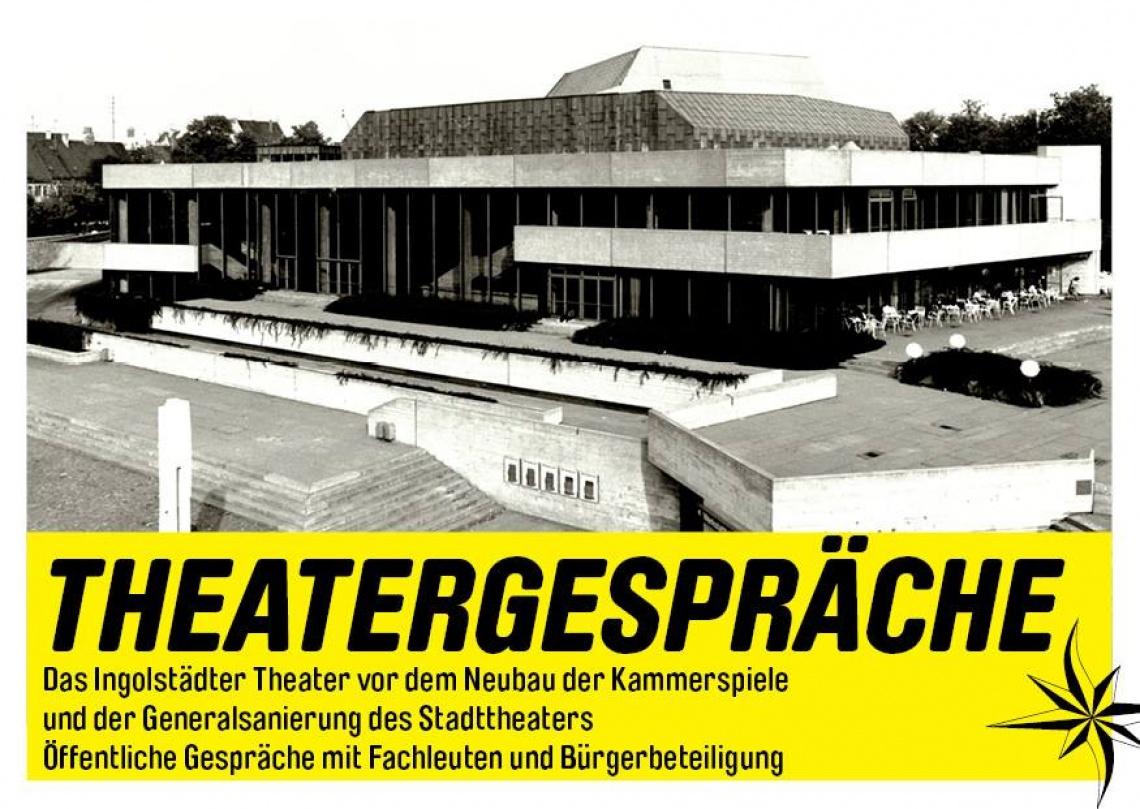 Theater im 21. Jahrhundert | Theatergespräche zum Neubau Kammerspiele