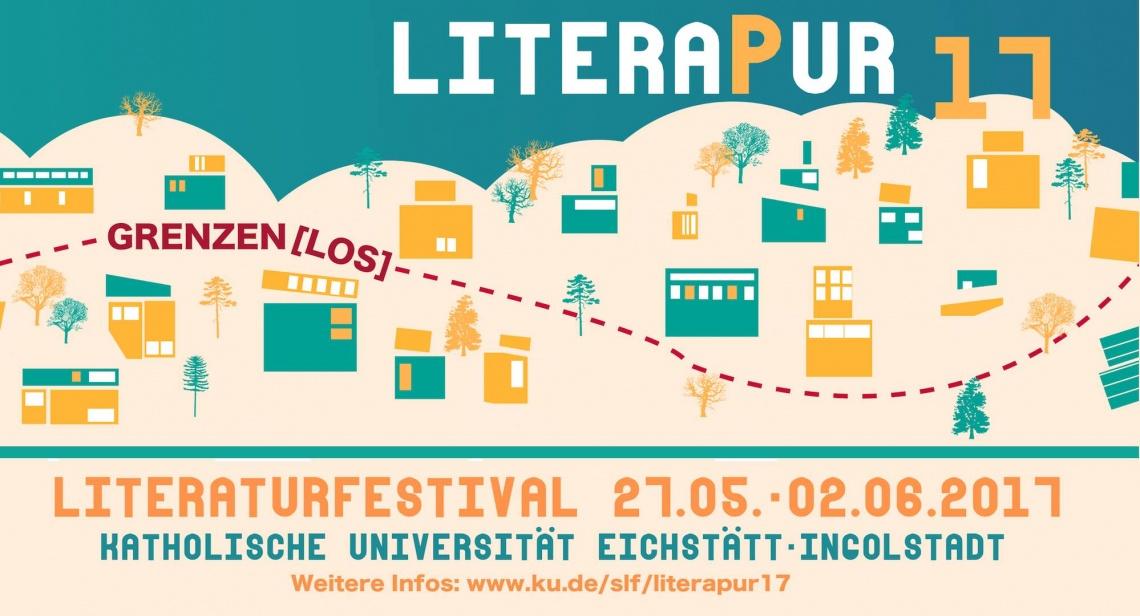 LiteraPur17 | Lesung mit SYLVIE SCHENK