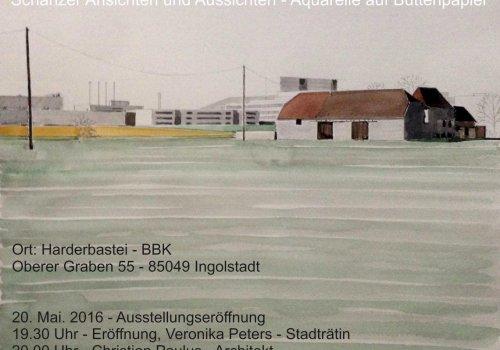 Christian Paulus HADERLUMPEN | Kunst-Ausstellung