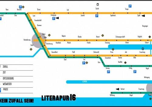 Literapur 16 | Literaturfestival | 30.05. bis 05.06.2016