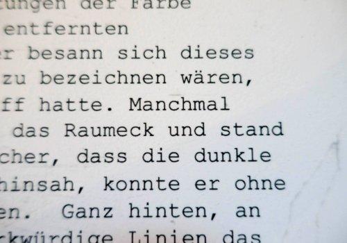 5 TRÄUME VOM RAUM | Kunstprojekt Galerie BILDFLÄCHE | Eichstätt