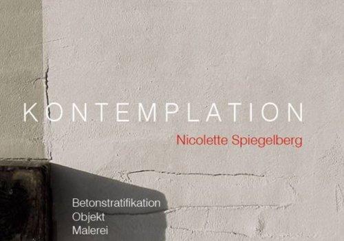 Nicolette Spiegelberg   Kontemplation