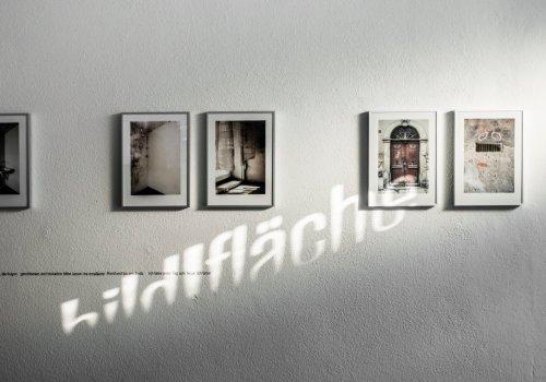 Hubert P. Klotzeck   BEZIEHUNGSGESCHICHTEN   Photographie Texte Installationen